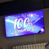 100th Anniversary!
